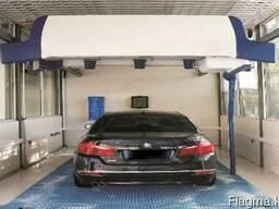 Автоматическая автомойка в Бишкеке