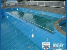 Бассейны и купели из полипропилена от «Aqua Plast »