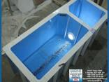 Бассейны для продажи живой рыбы