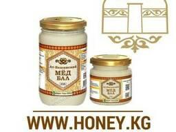 Белый натуральный мед/ 500 г
