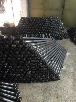 Болты фундаментные анкерные производство