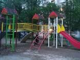 Детские площадки, уличные тренажеры, качели, карусели, горки - фото 1
