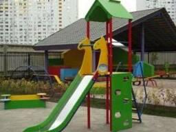 Детские площадки в Бишкеке