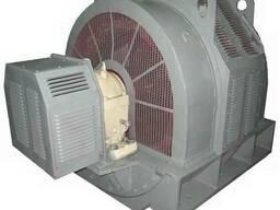 Электродвигатель СДН2 16-49-6У3, 1250 кВт 1000 об/мин, 6000В