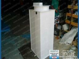 Емкости для хранения и накопления питьевой воды «Aqua — TANK