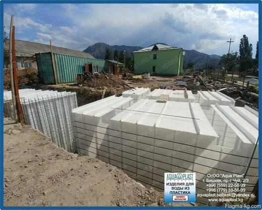 Емкости для воды «aqua-tank» в Оше