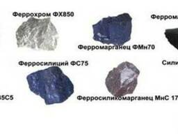 . Ферросилиций, ферротитан, ферромарганец, магний