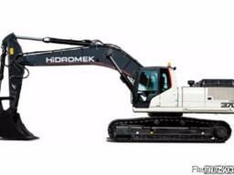 Гусеничный экскаватор Hidromek HMK300