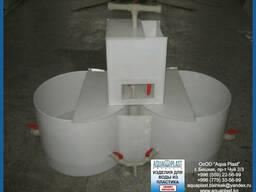 Хлораторные установки, жироуловители, емкости пищевые