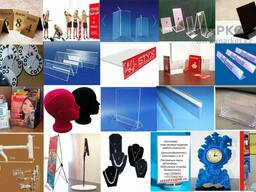 Холдеры,тейбл-тенты, шелфтокеры, ценникодержатели,визитницы