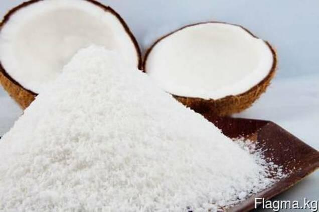 Кокосовая стружка 65% жирности