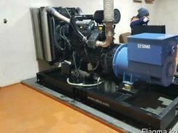Купить генератор в Бишкеке Sdmo Kohler