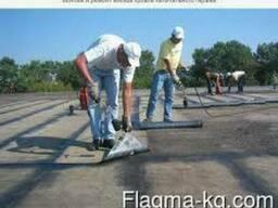 Мягкая кровля ремонт и продажа материалов