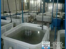 Оборудование для рыбных хозяйств