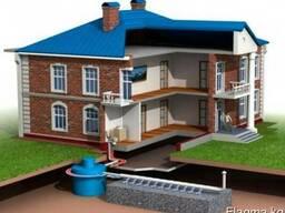 Очистные сооружения/Хозяйственно-бытовые и промышленные, ww