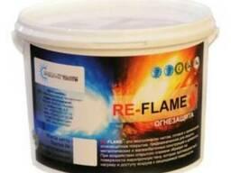 Огнезащитная краска RE-FLAME