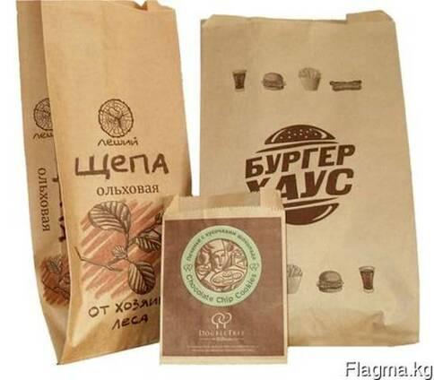 Пакеты фасовочные пищевые