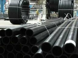 Полиэтиленовые трубы для водоснабжения и газопроводов