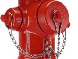 Пожарный гидрант - фото 1