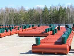 Резервуары подземного размещения отопительные