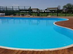 Строительство бассейнов, цветомузыкальных фонтанов