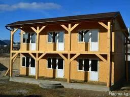 Строительство Мини гостиниц