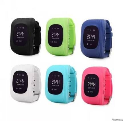 Умные детские часы GPS