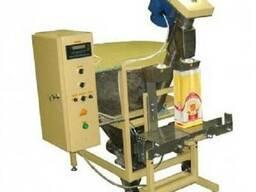Весовой дозатор для муки полуавтомат, полуавтомат