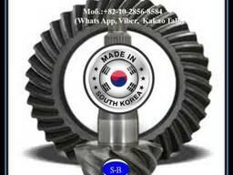 Запчасти из Южной Кореи на спецтехники Doosan, Hyundai,Volvo