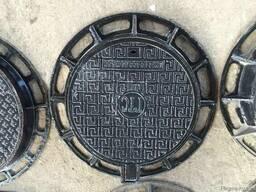 3634-99Гост люки канализационные