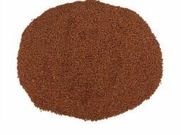 Абразивный песок гранат Горный (Альмандин)