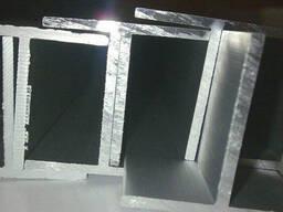 Алюминиевый тавр 25x25x2 мм АД31Т5 ГОСТ 22233-93