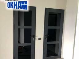 Алюминиевые окна и двери Вся палитра цветов Цена:100$ и выше Замер бесплатно