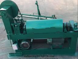 Аппарат правильно-отрезной оборудование и станок для изготовления проволоки 2-5мм цена