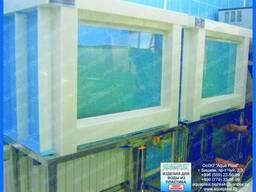 Бассейны для продажи живой рыбы от компании Aqua Plast