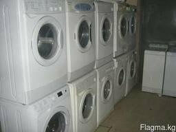 БУ стиральная машина Бишкек - фото 1