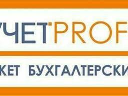 """Бухгалтерская компания ОсОО""""УчетПрофЛайн"""" - фото 1"""