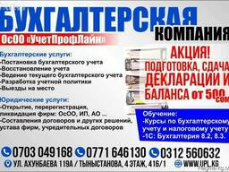 """Бухгалтерская компания ОсОО""""УчетПрофЛайн"""" - фото 2"""