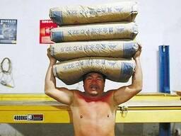 Цемент в бумажных мешках прямая поставка с Кантского завода