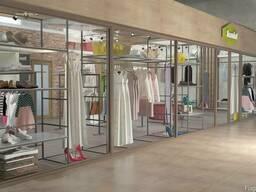Дизайн интерьера бутиков, магазинов - фото 2