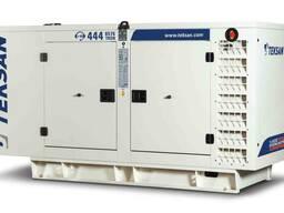 Дизельный генератор Teksan TJ43BD5C в кожухе