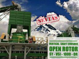 Дробильно сортировочные установки Сейташ (Seytas Makina) - фото 7