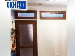 Двери фирмы Баупласт производство Турция