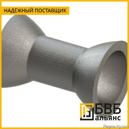 Двойной раструб от 100 до 600 мм