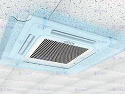 Экран отражатель, холодного воздуха от кондиционера, Настенн - фото 2