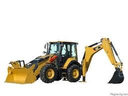 Экскаватор погрузчик CAT 434F2