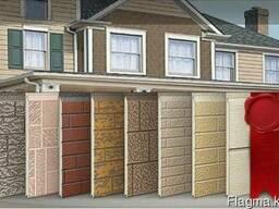 Фасадные панели - тепло и красота фасада дома.