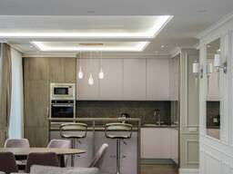 Fit-out works of apartments, houses, cottages and townhouse