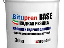Гидроизоляционная битумно-полимерная мастика Bitupren Base