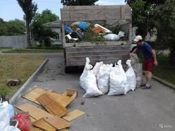 Вывоз строительного мусора  (любого объема) Порт